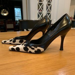 Max De Carlo ~Festive Heels